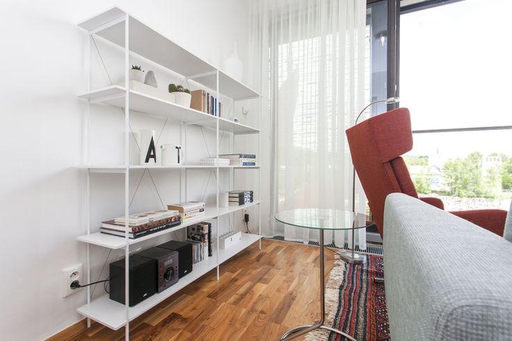 Modern Bookcase, Bookshelves, Shelving