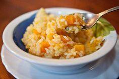 Вкусная рисовая каша с тыквой пошаговый рецепт с фото