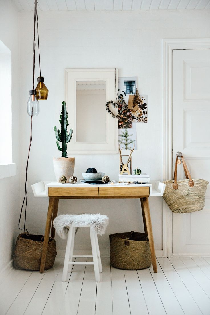 How To Design Your Creative Workspace | Christina Greve