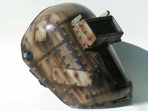 old welding mask - Szukaj w Google                                                                                                                                                                                 More