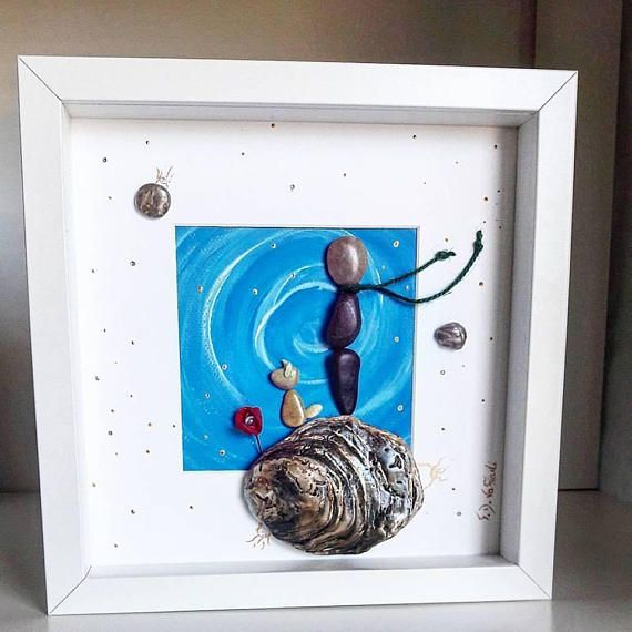 Hey, I found this really awesome Etsy listing at https://www.etsy.com/listing/529712034/pebble-art-kids-gift-the-little-prince