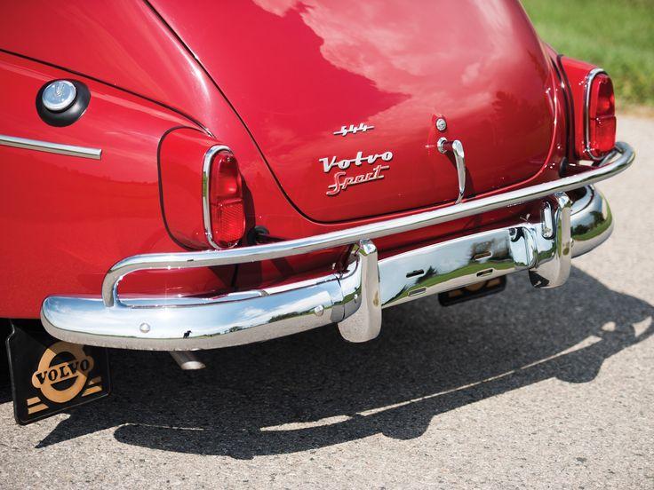 1960 Volvo PV 544 Sport Volvo, Sports, Vehicles