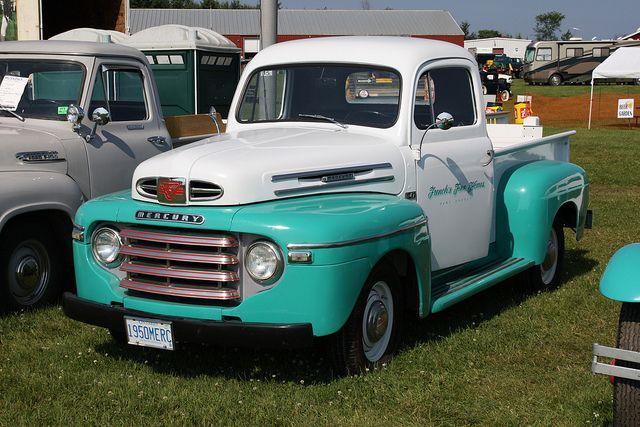 MERCURY TRUCKS | 1950 Mercury pickup | Flickr - Photo Sharing!