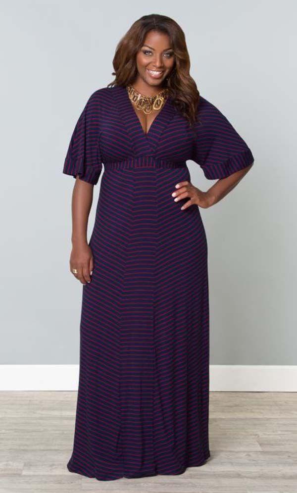 1000  ideas about Plus Size Maxi Dresses on Pinterest - Big girl ...