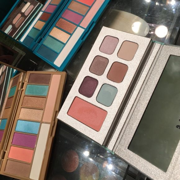 Lorac eyeshadow palettes Each palette is different!! Each was only swatched once, practically brand new. No boxes for any of them. $15 each!! Lorac Makeup Eyeshadow