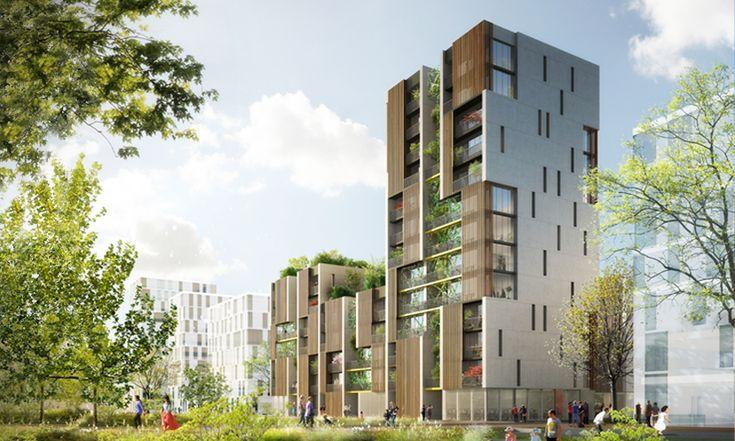 ZAC de la Cartoucherie : un nouvel éco-quartier dans Toulouse