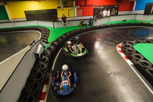 Slideways Go Kart Tickets