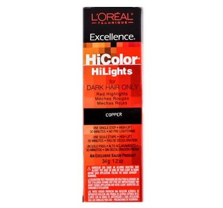 Loreal Excellence HiColor Red HiLights 1.2 oz $3.99   Visit www.BarberSalon.com One stop shopping for Professional Barber Supplies, Salon Supplies, Hair & Wigs, Professional Product. GUARANTEE LOW PRICES!!! #barbersupply #barbersupplies #salonsupply #salonsupplies #beautysupply #beautysupplies #barber #salon #hair #wig #deals #loreal #excellence #hicolor #red #highlights