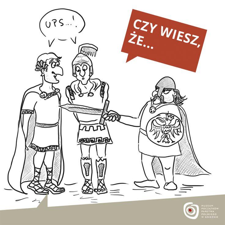 """… nasi przodkowie """"pokonali"""" Aleksandra Wielkiego i Juliusza Cezara? Zresztą wielu wodzów świata antycznego łamało sobie zęby o tarcze naszych praojców. Takie """"sensacje"""" opisał w swojej kronice Kadłubek... Szkoda tylko, że nie potwierdzają tego żadne starożytne źródła. No cóż… piękne, choć niewiarygodne, legendy zawsze pociągały ludzi..."""
