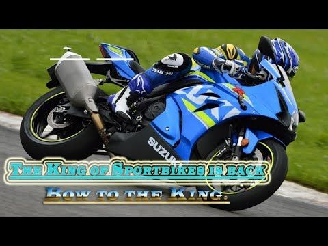 2017 GSX R1000R Enjoy the First Ride With This Sexy MotorBike