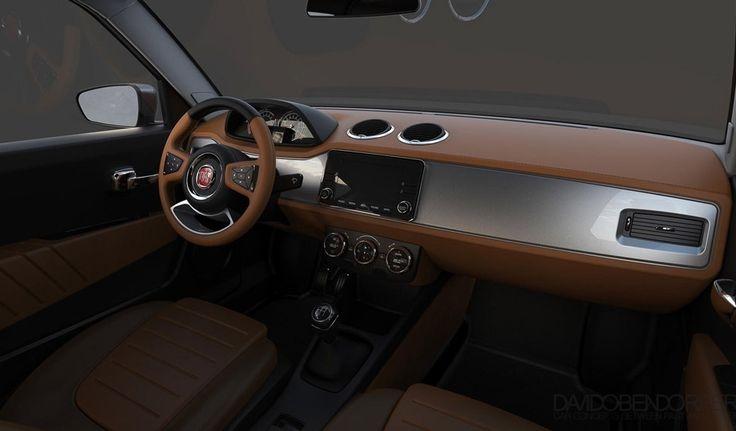 Conoce el Fiat 147 del futuro: El Fiat 127 - Taringa!