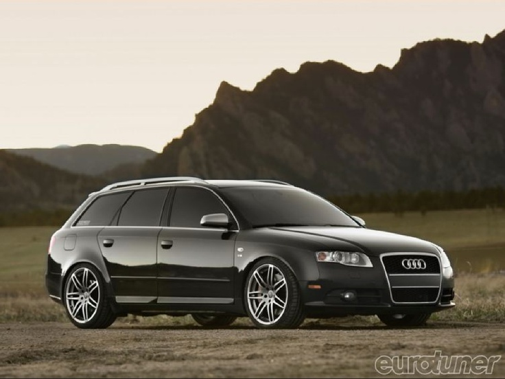 Supercharged s4 avant...give me 2 years max