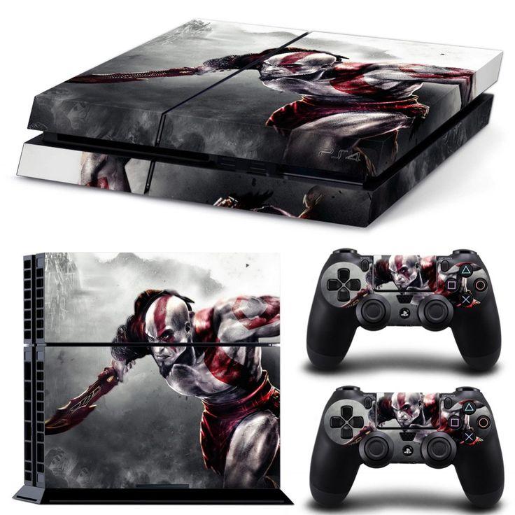 God of War PS4 Skin