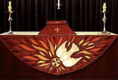 pentecost 2014 red