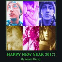 ADAM'S APPLE: HAPPY NEW YEAR 2017! by Adam Cerny