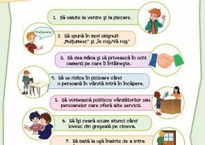 Bunele maniere pentru copii