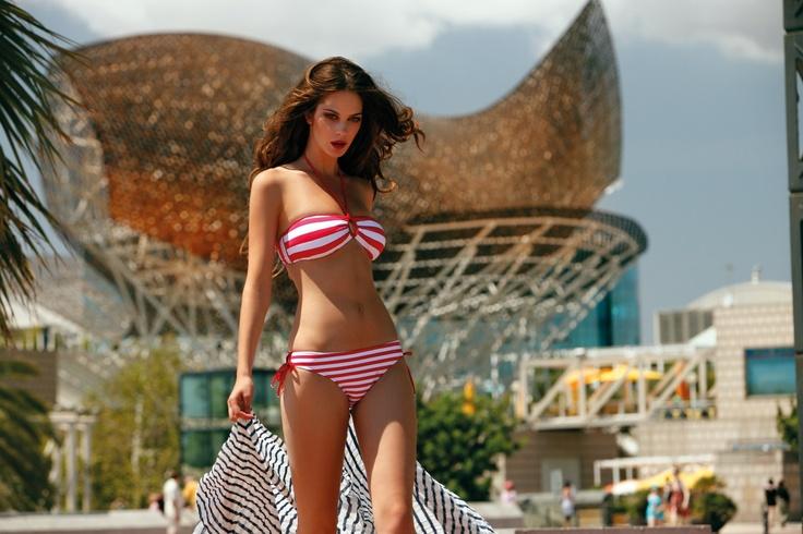 marine style, Feba swimsuit