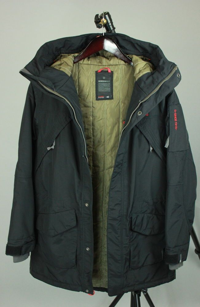 DIDRIKSONS STORM SYSTEM Womens 42 or LARGE Storm Hood Padded