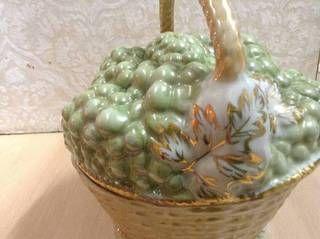 Купить Конфетница большая 22 см на аукционе антиквариата Виолити auction.violity.com