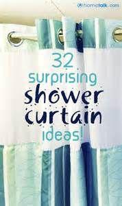 Hometalk 32 shower curtain ideas -