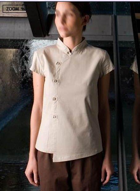 10 pcs/libre. navire. 2013 spa, personnelservice uniformes. spa, pediluvium vêtements vêtements de travail