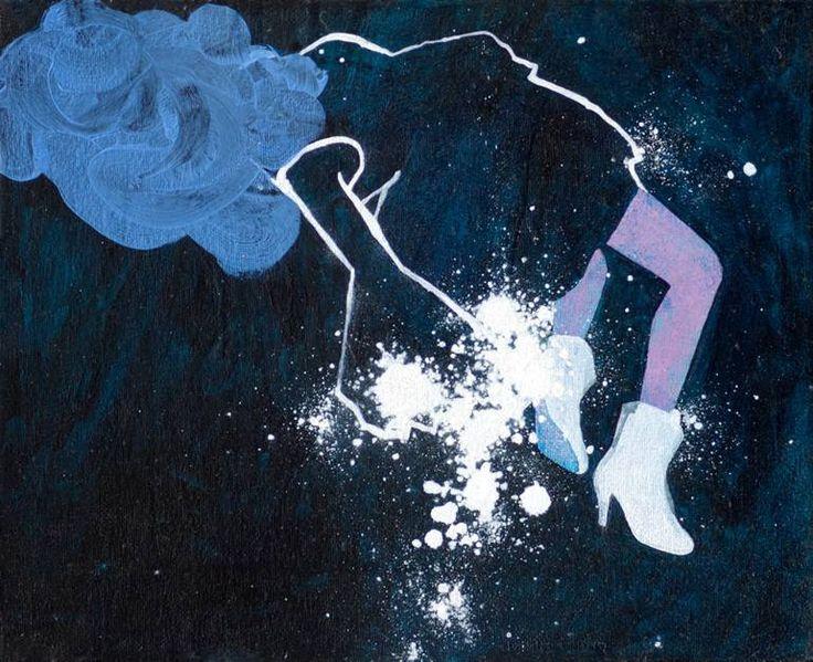 "Saatchi Art Artist Ewa Zwarycz; Painting, ""Io"" #art"
