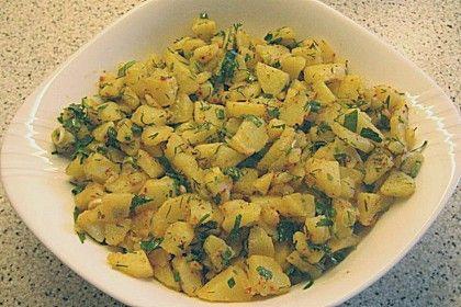 Türkischer Kartoffelsalat ohne Mayo (Rezept mit Bild) | Chefkoch.de