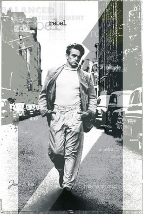 James Dean #poster http://www.stuffpool.com/