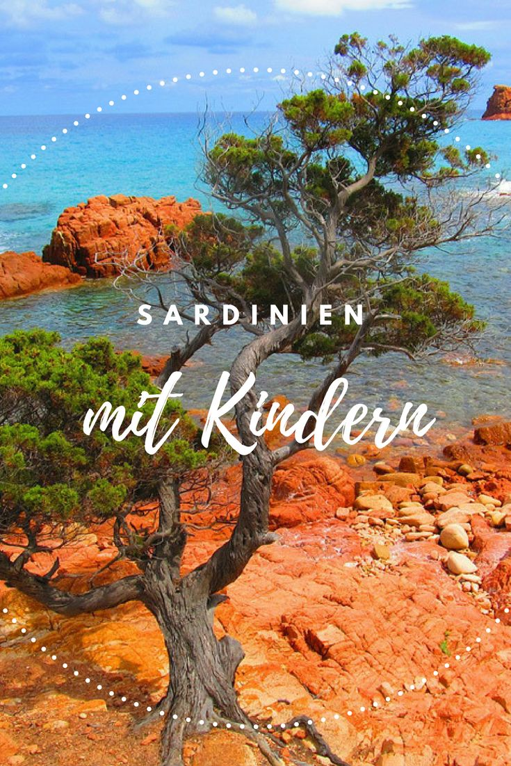 Sardinien mit Kindern: 5 Orte, die Du gesehen haben musst. (Best Travel 2017)