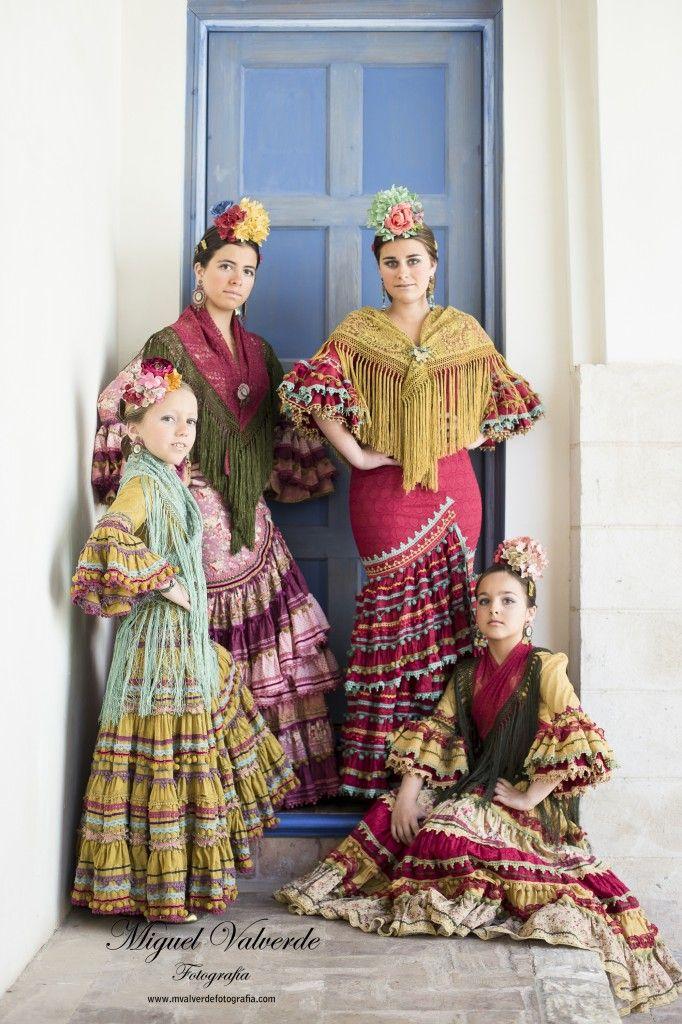 MAMA DE MAYOR QUIERO SER FLAMENCA - ELENA RIVERA - Página 24 de 131 - Todo sobre Moda Flamenca