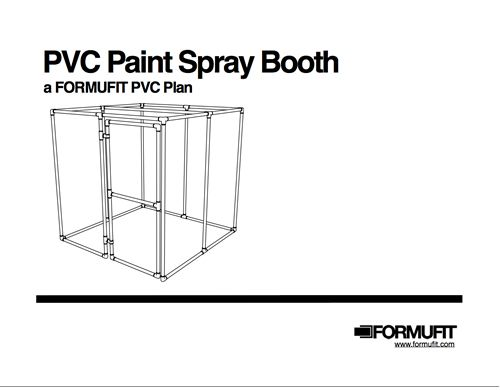 How To Paint Pvc Plastic With Spray Can
