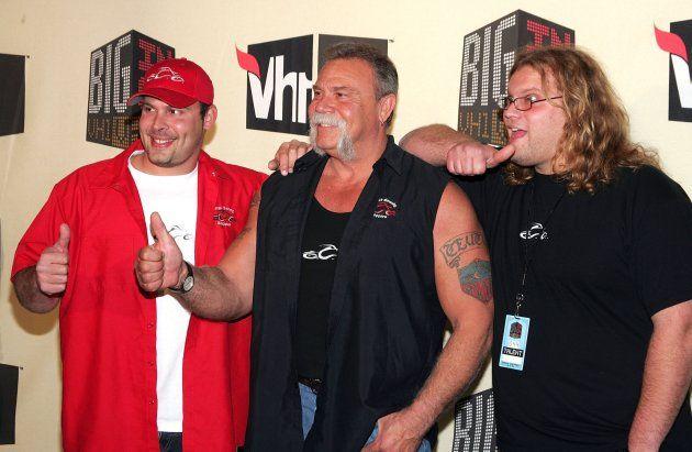 Paul Teutul Sr. Died | ... Chopper's Paul Teutel Sr. reportedly sues Paul Jr. for over $1 million