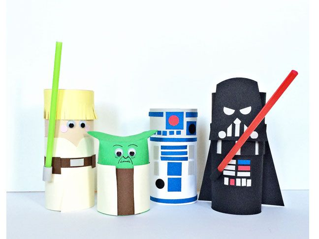 15 Recycled Toilet Paper Roll Crafts for Kids (& Yes, You'll Like 'Em, Too)
