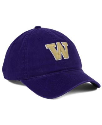 hot sale online 6e792 4a1a0 Zephyr Washington Huskies Scholarship Adjustable Cap - Purple Adjustable