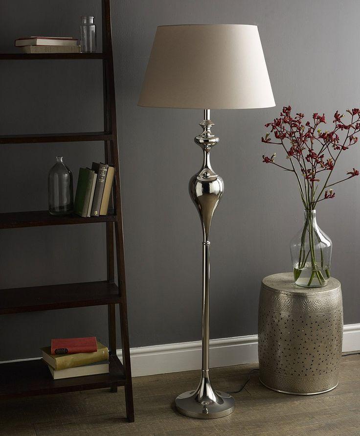 Drop floor lamp