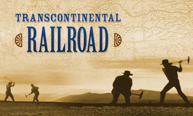 the american transcontinental railroad essay The transcontinental railroad connected the east and west coasts of the united states with a single rail line this had a profound impact on the nation as a whole, and on california—the end of the line—in particular.