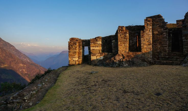 The Choquequirao Trek is an multi-day hiking adventure that takes connects the most important Incan cities of the Peruvian Andes.