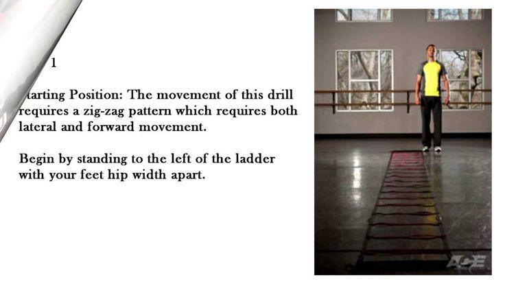 https://www.youtube.com/watch?v=Njb9qlLKesc - Multidirectional Ladder Drill