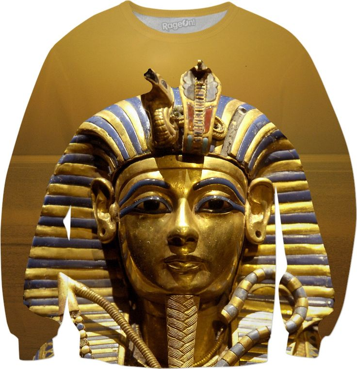 Check out my new product https://www.rageon.com/products/egypt-king-tut-sweatshirt?aff=BWeX on RageOn! #rageon #erikakaisersot #sweatshirts #KingTut
