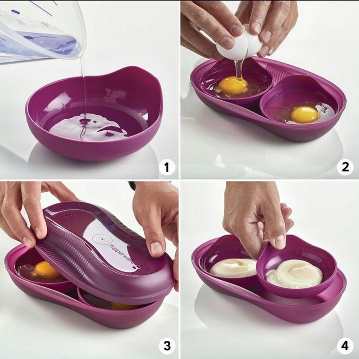 Cocinar con tupperware es muy facil. Te atreves??