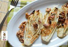 L' insalata belga gratinata è un contorno molto saporito,una ricetta da preparare all' ultimo minuto che vi farà fare un bel figurone !! Ingredienti per 4
