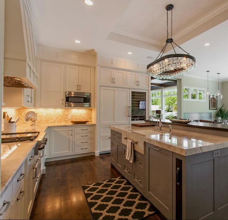 By Great Neighborhood Homes, Inc. Kitchen Designs Photo Gallery, New ...