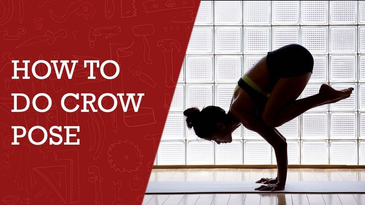 How to do Crow Pose in Yoga | Yoga Tips