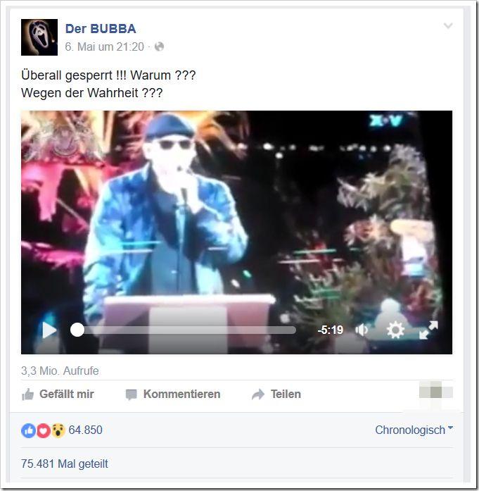 """Xavier #Naidoo bei """"Sing meinen Song"""" #Zensur bei #VOX?  http://www.mimikama.at/allgemein/xavier-naidoo-bei-sing-meinen-song-zensur-bei-vox/"""