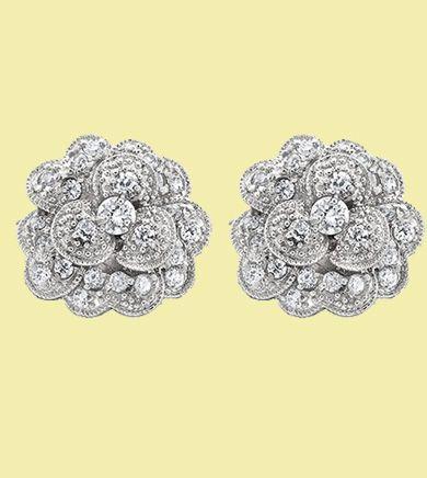 carnation earrings... chi o