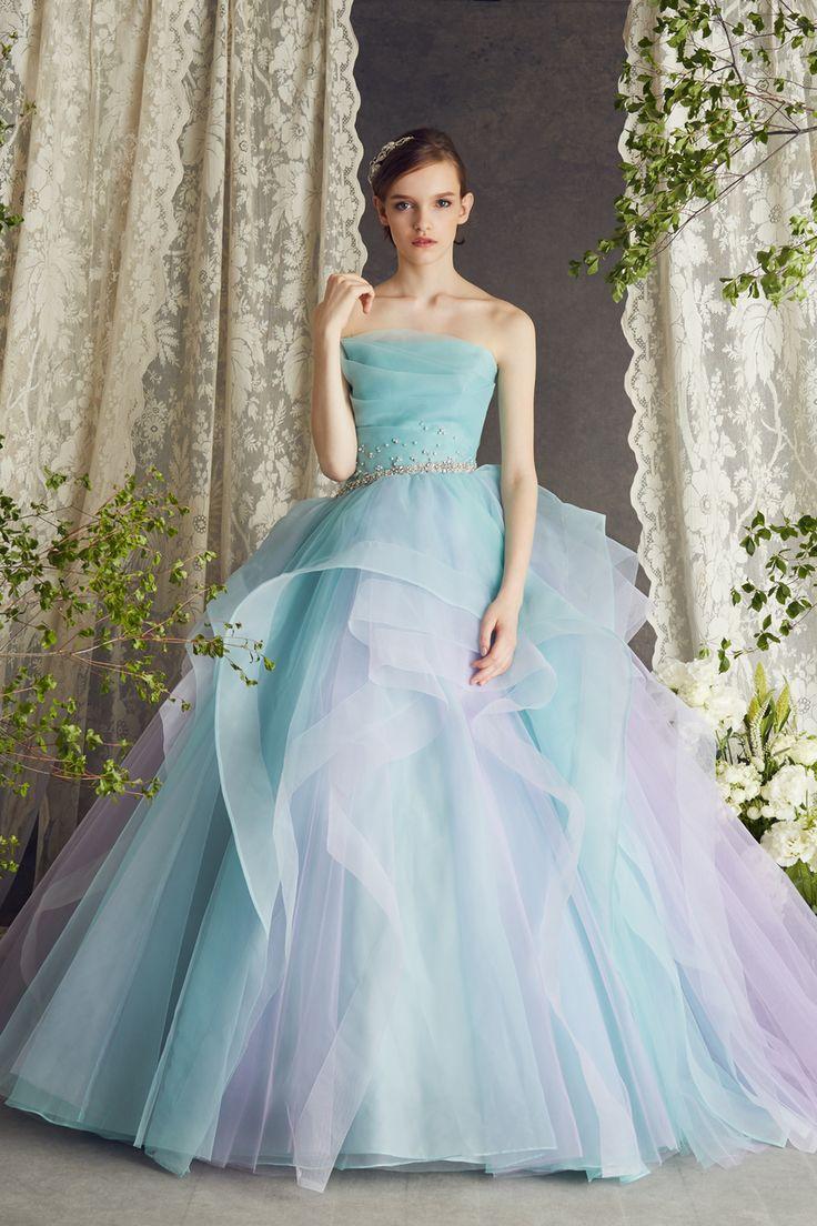 こだわりドレスが10万円~♡チュノアウェディングの可愛いドレス特集*にて紹介している画像