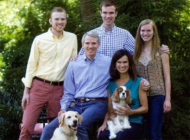 Sen. Rob Portman (R-Ohio) renounces his opposition to gay marriage