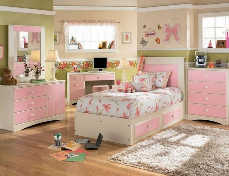 Best 25+ Toddler girl bedroom sets ideas on Pinterest | Little ...