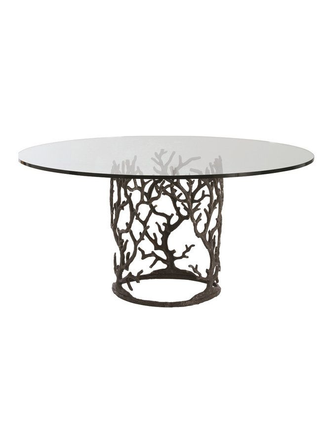 Arteriors Home Ursula Large Round Dining Table Dining Table
