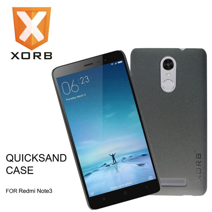 XORB™ Redmi Note 3 Hard Back Cover Sandstone Finish Slim Case for Redmi Note 3 B
